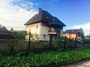 Дом с отделкой под ключ с видом на озеро. Киевское ш. 23км, 26500000 руб.