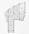 Москва, 3-х комнатная квартира, ул. Наметкина д.18, 32090000 руб.