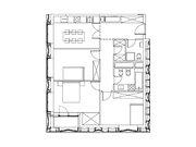 """Продается 3-к. квартира, 77,25 кв.м. в ЖК """"зиларт"""""""
