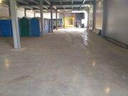 Производственно-складская база 25соток,1500 кв.м., 2800 руб.
