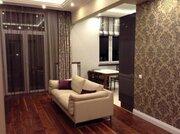 Квартира с дизайнерским евроремонтом