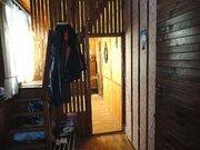Дача из бруса в СНТ Солнечный зил у д. Ерюхино и пос. Атепцево, 975000 руб.