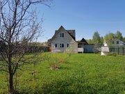 """Дачный жилой дом СНТ """"Ясная поляна"""" у д.Афанасовка, 1650000 руб."""