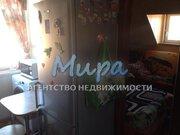 Продается однокомнатная квартирав Малаховке, общей лощадью 26 кв.м, пл