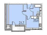"""Продается 1-к. квартира, 43,7 кв.м. в ЖК """"Парк Легенд"""""""