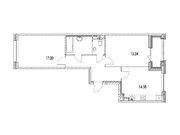 """Продается 2-к. квартира, 66,19 кв.м. в ЖК """"зиларт"""""""