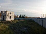 Продам участок 13 соток с недостроенным домом, дешево в Чехове срочно, 2300000 руб.