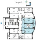 Долгопрудный, 2-х комнатная квартира, ул. Дирижабельная д.дом 1, корпус 21, 5865200 руб.
