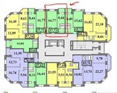 Щелково, 1-но комнатная квартира, ул. Краснознаменская д.17к4, 2750000 руб.