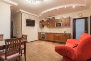 Трехкомнатная квартира в Москве. Можайское шоссе