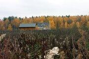 Прилесной участок в СНТ, окруженном с четырех сторон грибным лесом, 1650000 руб.