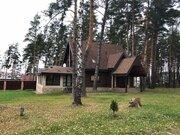 Дом 300 кв.м, сосновый бор, д. Репниково Чеховский р-н, 25000000 руб.