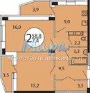 Лыткарино, 2-х комнатная квартира, ул. Колхозная д.6к2, 5750000 руб.