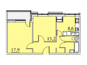 """Продается 2-к. квартира, 55,9 кв.м. в ЖК """"Парк Легенд"""""""