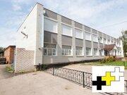 Производственно-деловой комплекс из 4 зданий 3150кв.м в Солнечногорске, 120000000 руб.