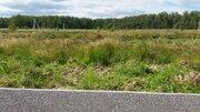 Земельный уч. 12 соток, Н.Москва, 25 км от МКАД Калужское шоссе, 3400100 руб.