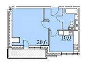 """Продается 1-к. квартира, 43,2 кв.м. в ЖК """"Парк Легенд"""""""