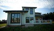 Готовый дом из клееного бруса в окружении леса, 33600000 руб.