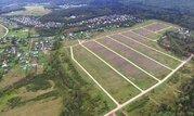 Продается земельный участок в новом поселке Пушкинского района, рядом, 472000 руб.