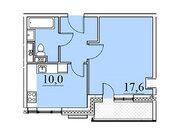 """Продается 1-к. квартира, 39,8 кв.м. в ЖК """"Парк Легенд"""""""