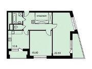 """Продается 2-к. квартира, 72,3 кв.м. в ЖК """"Парк Легенд"""""""