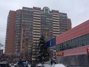 Квартира в монолитном доме рядом с железнодорожной станцией