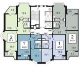 Продам 2-х комнатную квартиру в Южном Кучино