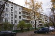 Продается двухкомнатную квартира возле м. Преображенская площадь