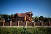 Двухэтажный коттедж 252 м2 в окружении соснового леса в Новой Москве, 17900000 руб.