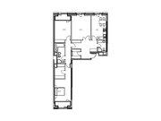 """Продается 3-к. квартира, 106,54 кв.м. в ЖК """"зиларт"""""""