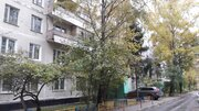 Продажа 3-х комнатной квартиры город Москва