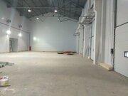 Складской комплекс 2700 кв.м, стеллажи, 4200 руб.