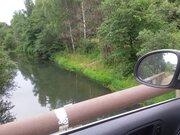 Участок 6 сот. крайний, 9 сот. по факту, рядом река Воря, 800000 руб.
