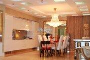 Квартира с дизайнерской отделкой в современном стиле площадью 224 ква