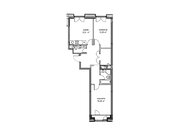 """Продается 2-к. квартира, 71,73 кв.м. в ЖК """"Зиларт"""""""