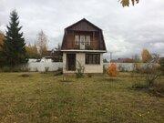 """Продаётся земельный участок с домом в СНТ """"Чайка-2"""", 930000 руб."""