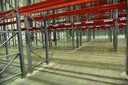Сдается теплый склад с пандусом, потолки 18 метров, 4 ворот, территори, 6500 руб.