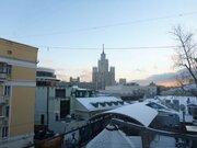 Офис 100 кв.м. с панорамным видом на старую Москву, 18000 руб.