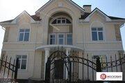 Дом - Замок в Новой Москве ! Лес , Озеро, Калужское шоссе, 25000000 руб.