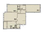 """Продается 3-к. квартира, 134,8 кв.м. в ЖК """"Донской Олимп"""""""
