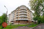 1к квартира 44,3 кв.м. Звенигород, Чехова 5а, центр, бизнес-класс