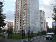 Трехкомнатная квартира в Люберцах