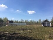 Участок ИЖС в Павлово-Посадском районе, г. Электрогорск, 950000 руб.