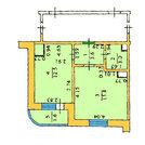 Звенигород, 1-но комнатная квартира, мкр Пронина д.7, 3400000 руб.