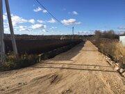 Участок в деревне Кукарино, ИЖС, электричество, забор, 1350000 руб.