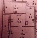 Щелково, 2-х комнатная квартира, Богородский д.8, 4600000 руб.