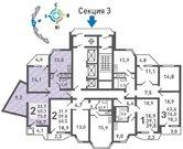 Красногорск, 2-х комнатная квартира, Красногорский бульвар д.дом 26, 8474760 руб.