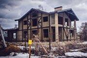Кирпичный коттедж в деревне Голохвастово. Газ по границе., 5700000 руб.