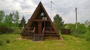2-х этажный дом в СНТ Малахит южнее г. Куровское - 55 кв. , уч. - 6 с, 800000 руб.