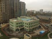 Продается 2ком.квартира в ЖК Мосфильмовский 75кв.м.Окна в тихий, краси